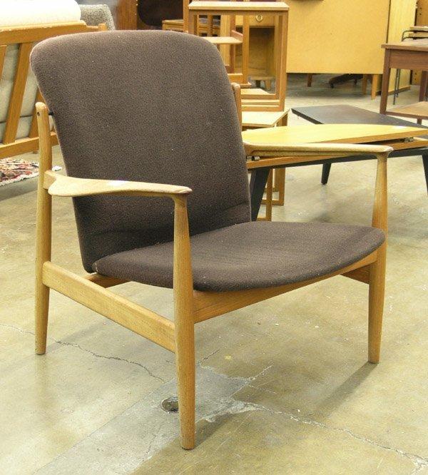 4170: Mid-Century Danish armchairs Franke