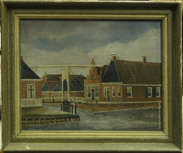 6003: painting Dutch 20th century