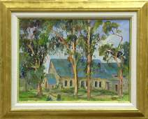 6275 painting Louise Leyden Californian