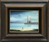 6280 painting Robert Watson Californian