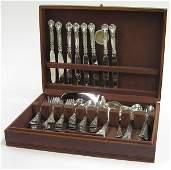 6671 Gorham sterling silver Chantilly