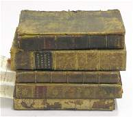 6710: Rome Antiquities 1724 books Irish