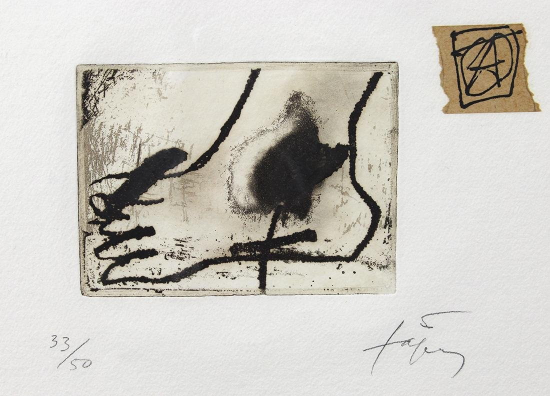 Print, Antoni Tapies - 2