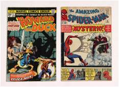 Marvel comic book group