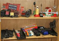 Lionel model trains and equipment