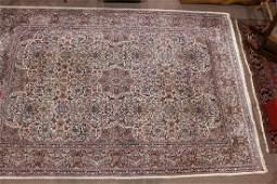 Persian Lavar Kerman carpet