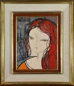 Painting, Michel Marie Poulain