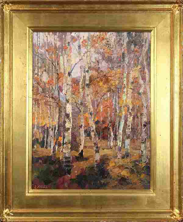 Paining, Robert C. Moore