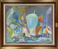 Painting, Rene Carre