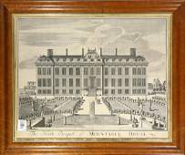 Print The North Prospect of Mountague House