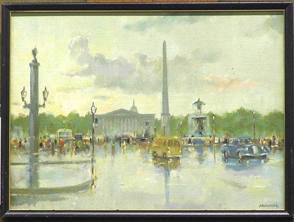 4: Painting City Scene Manning