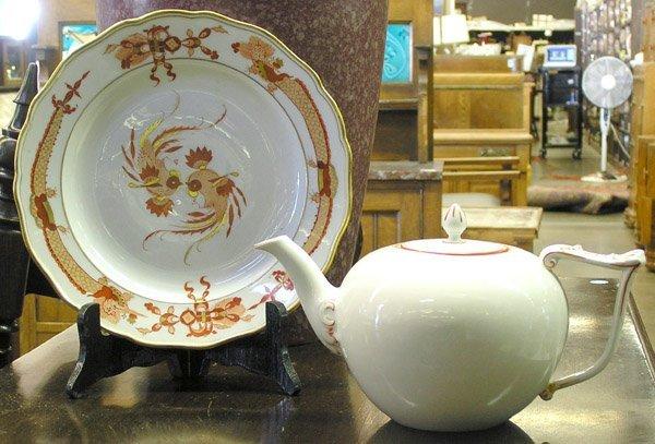 10: Meissen porcelain plate