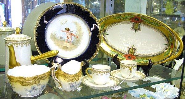 11: Haviland Limoges porcelain platter