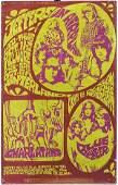 576 Vintage Rock Poster Avalon Ballroom