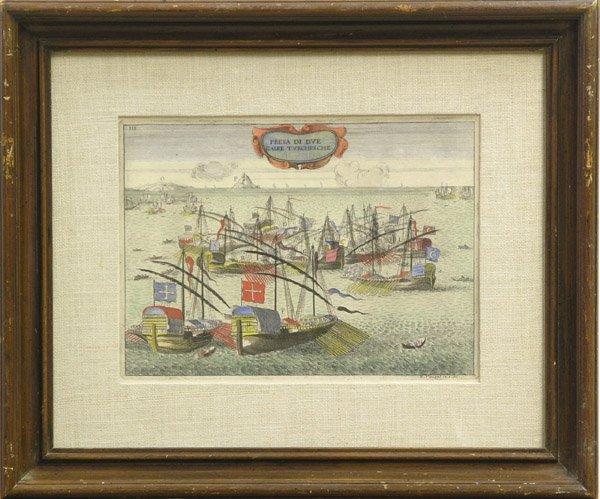 2014: engraved maps H. Vincent