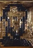Gold Bas-Relief, Salvador Dali
