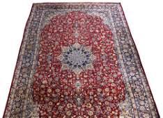 Persian Tabriz carpet 1910 x 126