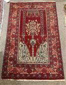 Persian Hamadan prayer rug