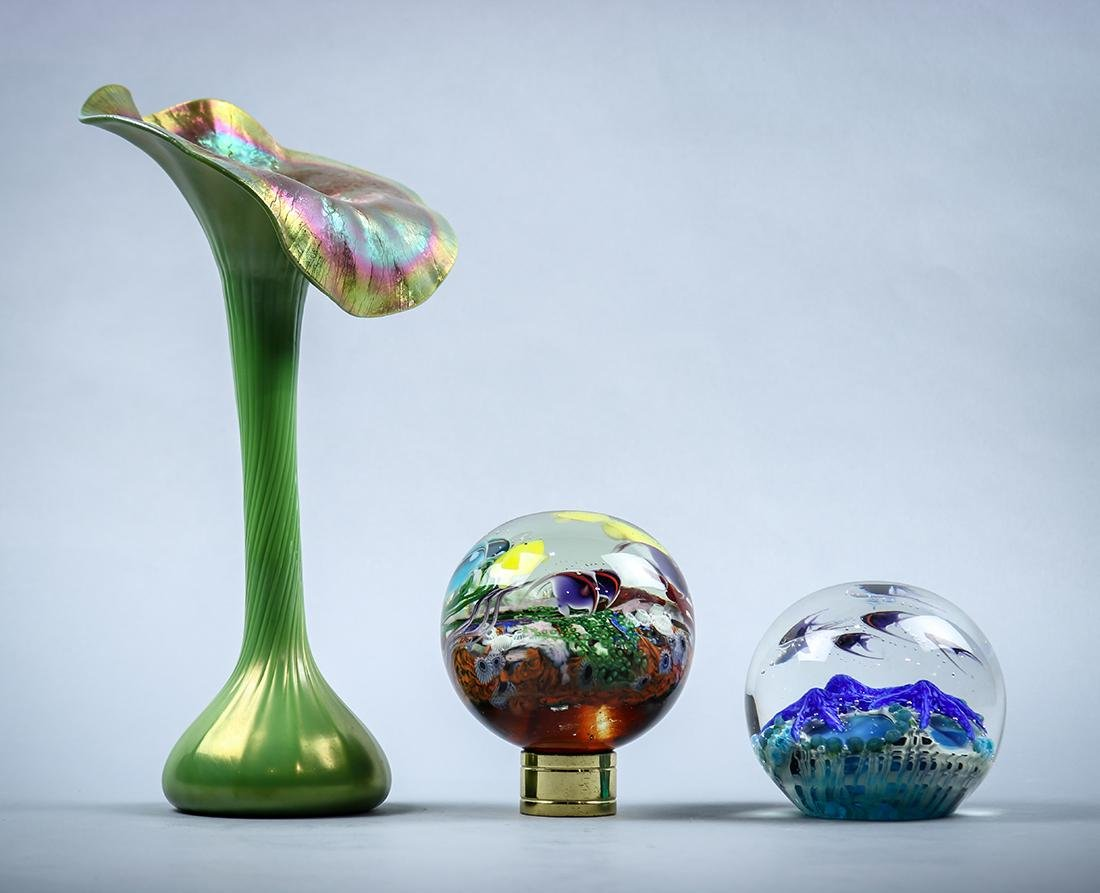 Lundberg Studios art glass group