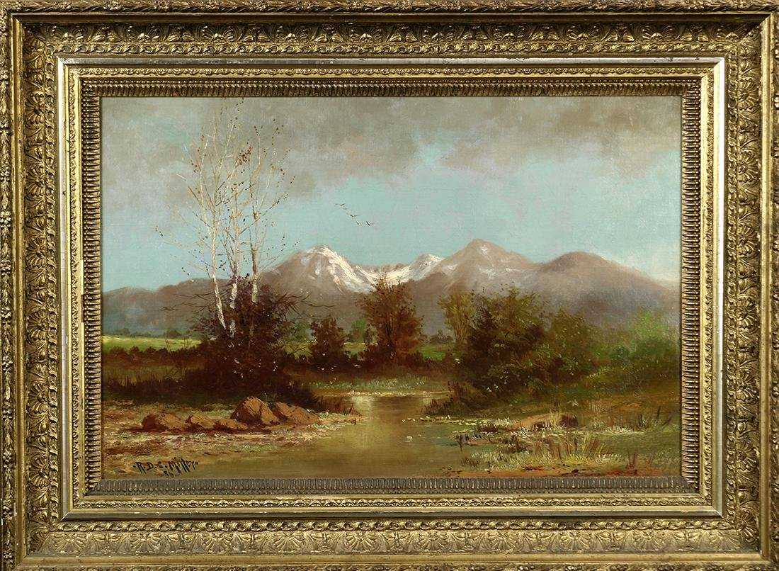 Painting, Ralph Davison Miller - 2