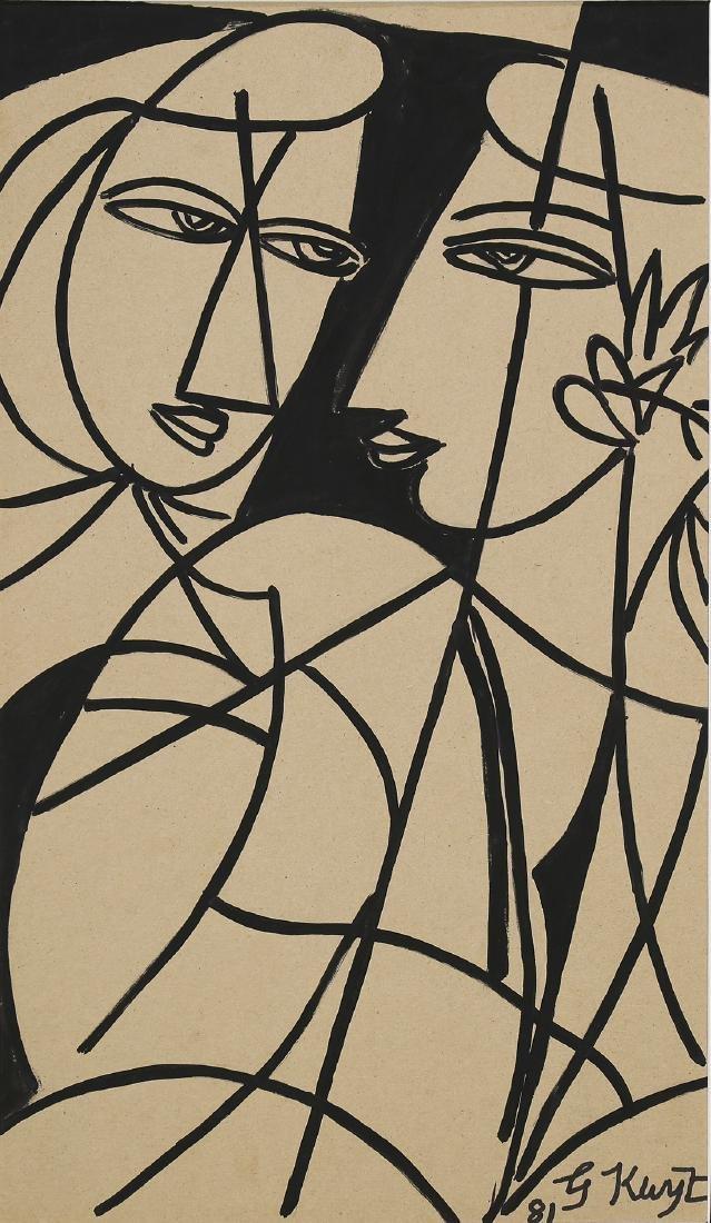 Work  on paper, George Keyt