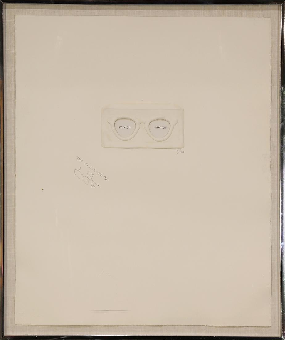 Print, Jasper Johns - 2