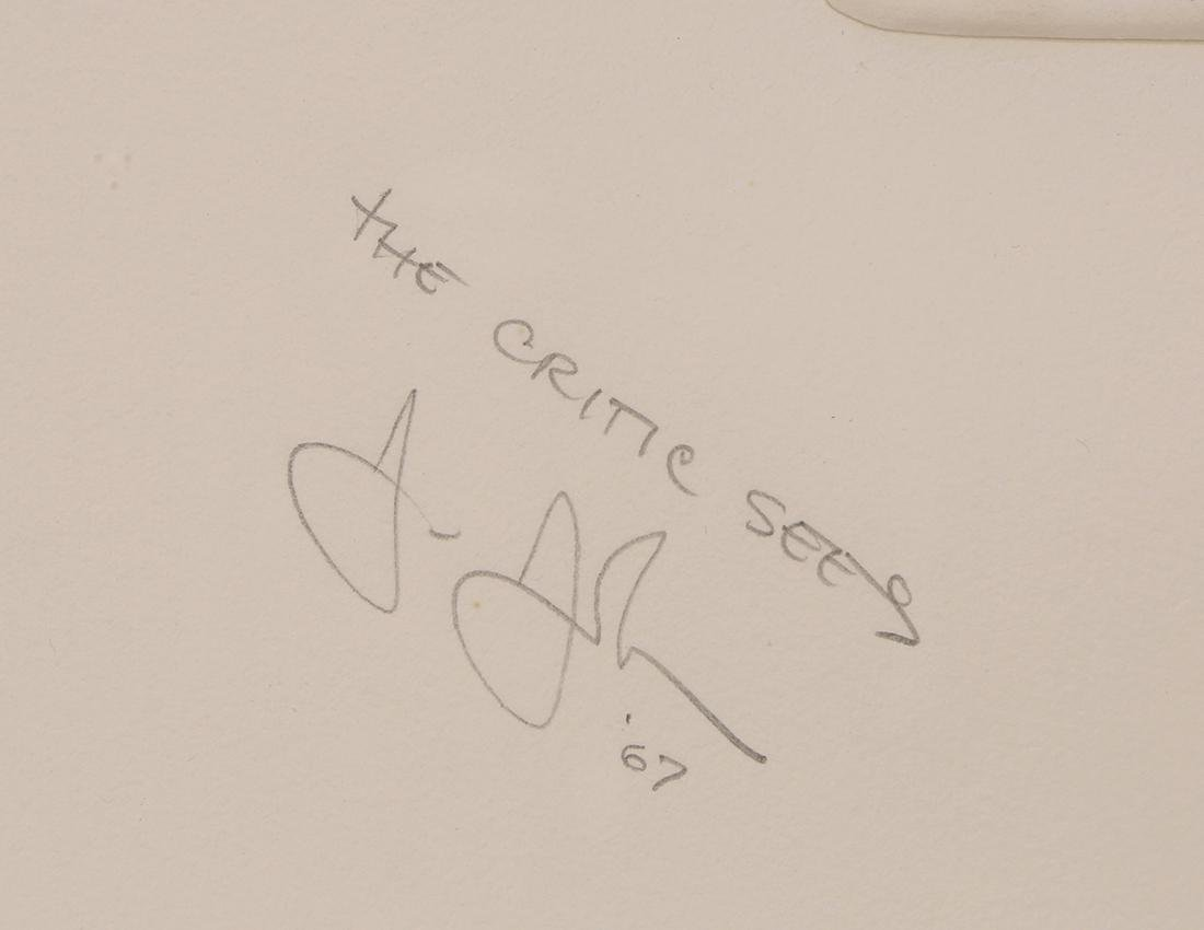 Print, Jasper Johns - 4