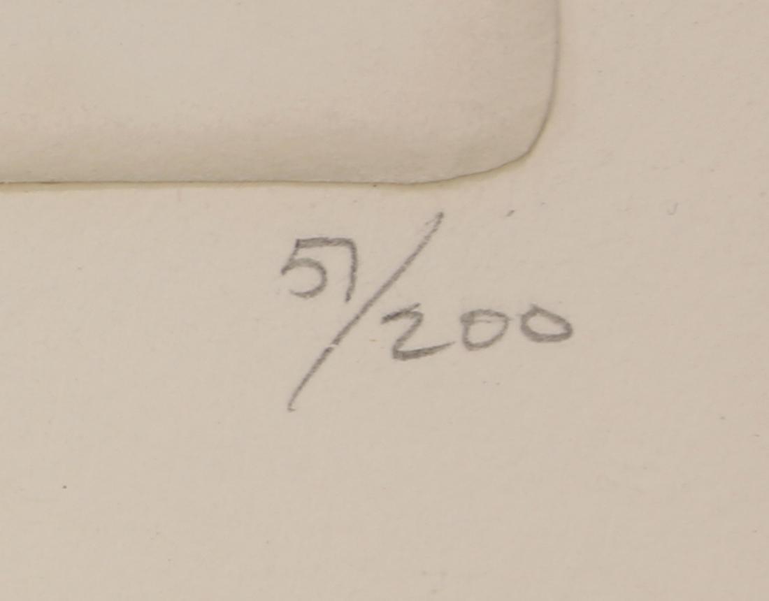Print, Jasper Johns - 5