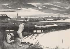 Print, Mabel Dwight