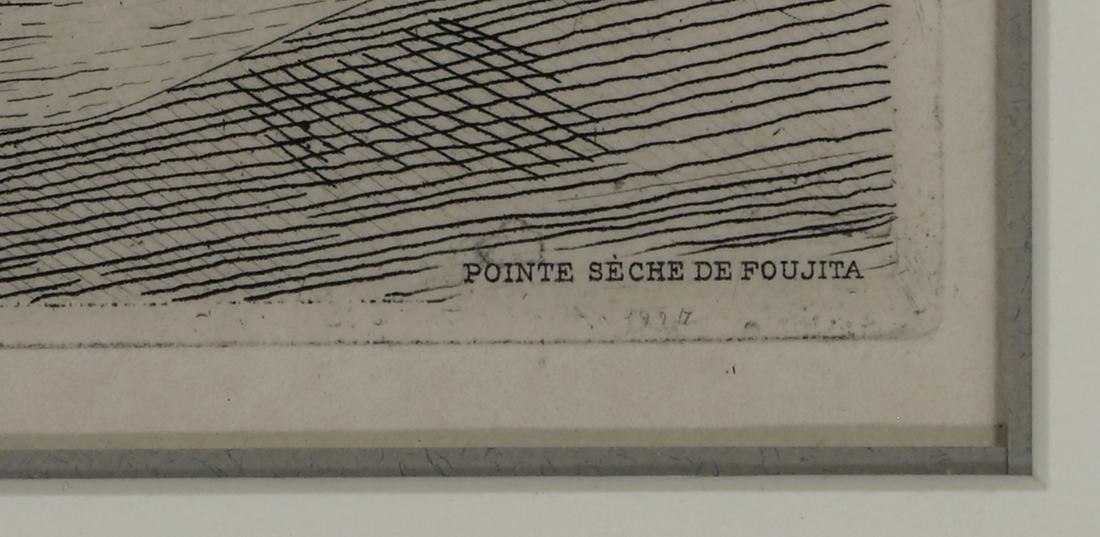Print, Leonard Foujita - 4