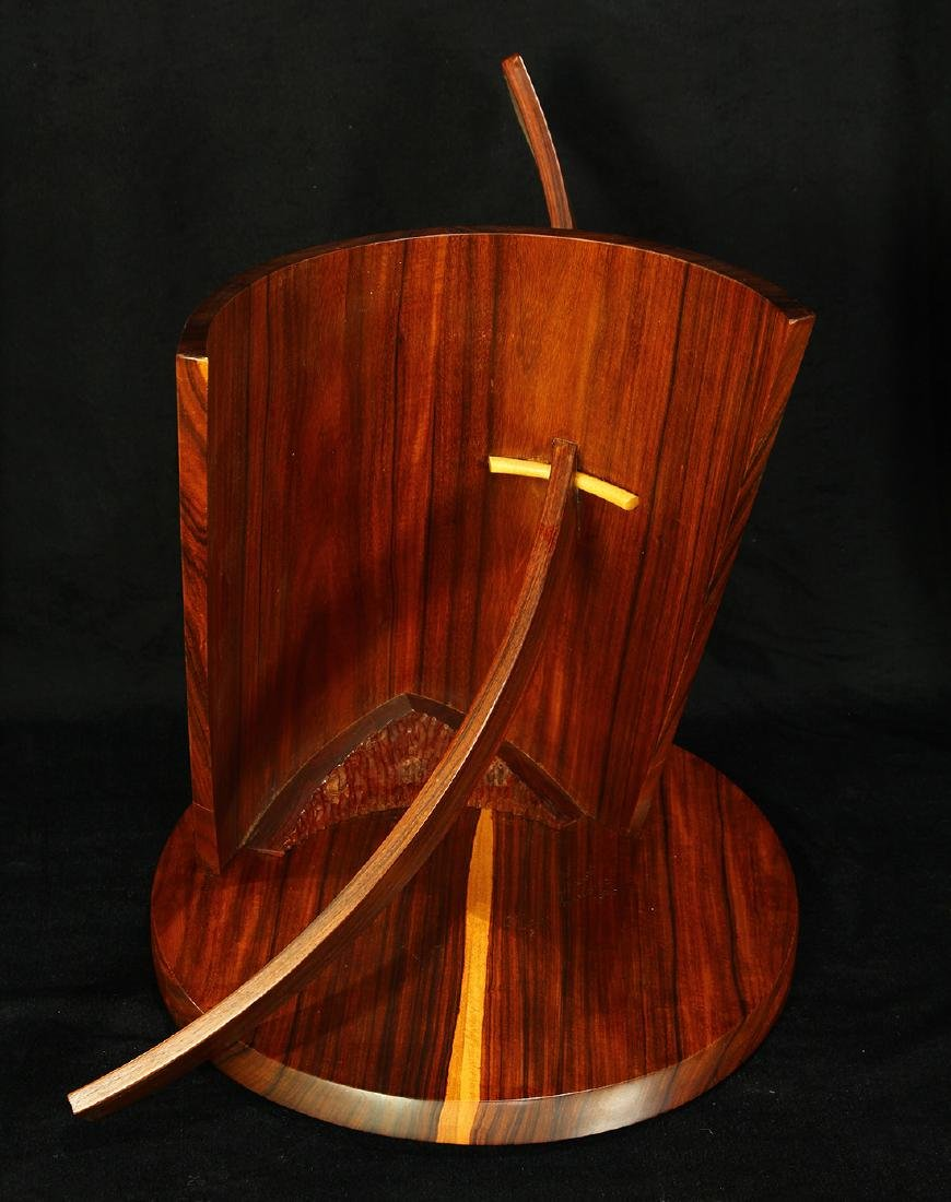 John and Carolyn Grew-Sheridan custom side table - 5