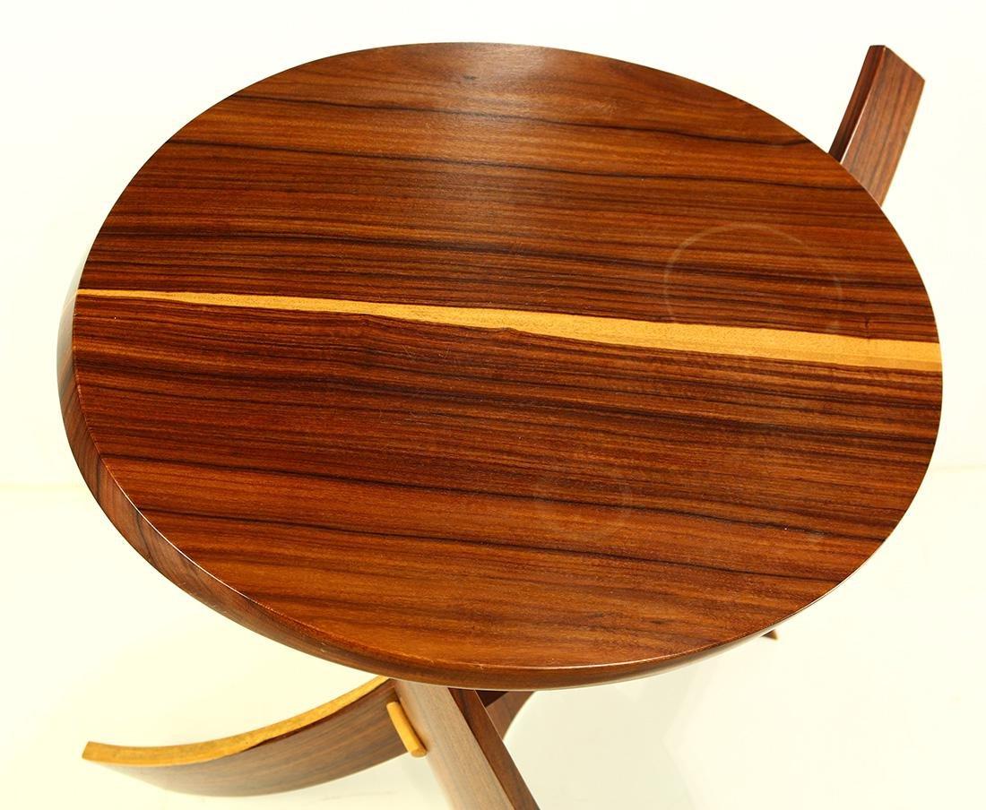 John and Carolyn Grew-Sheridan custom side table - 8