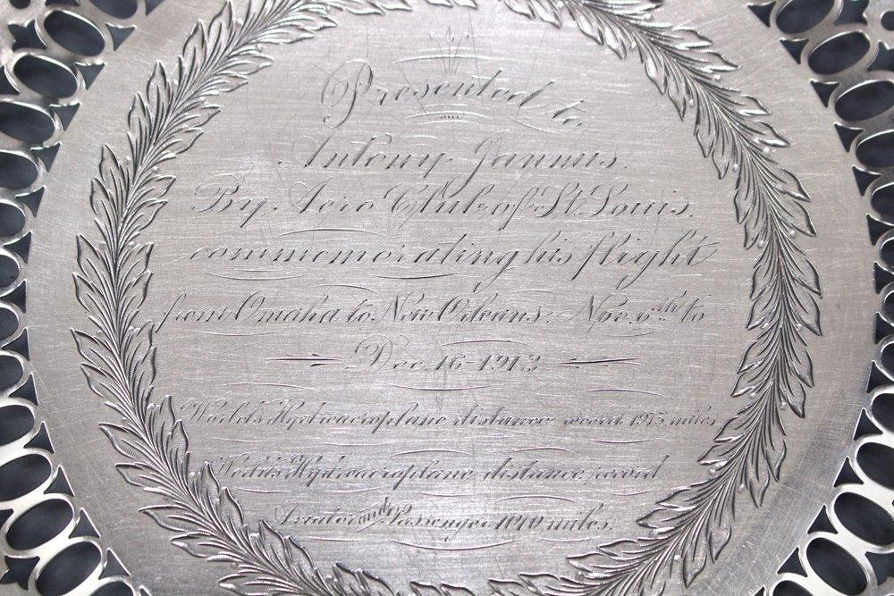 Antony Jannus aviation memorabilia - 6