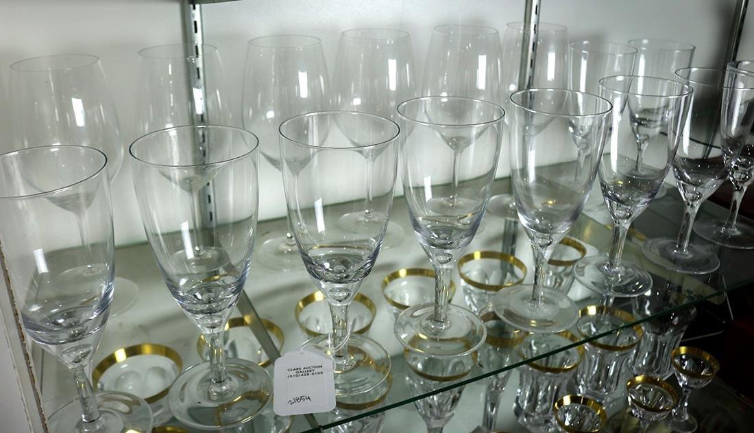 Lenox glass stemware - 2