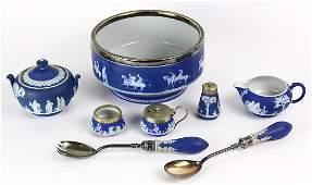 Wedgwood porcelain group