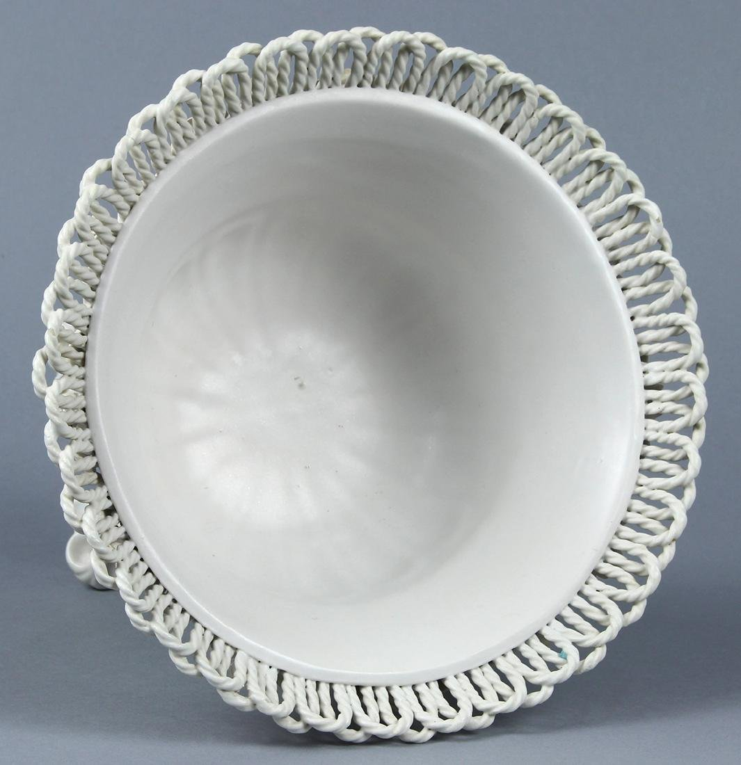 (lot of 2) Continental porcelain group - 4
