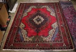 Persian Tabriz carpet 11 x 88