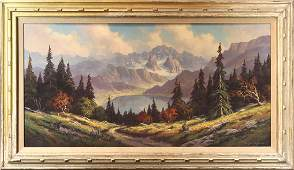 Painting, Anton Gutknecht
