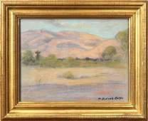Pastel Mary Deneale Morgan