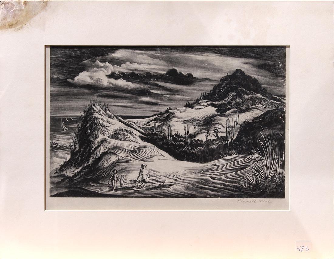 Print, Reginald Neal - 2