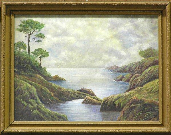 4000: Painting Landscape B. Diehl American