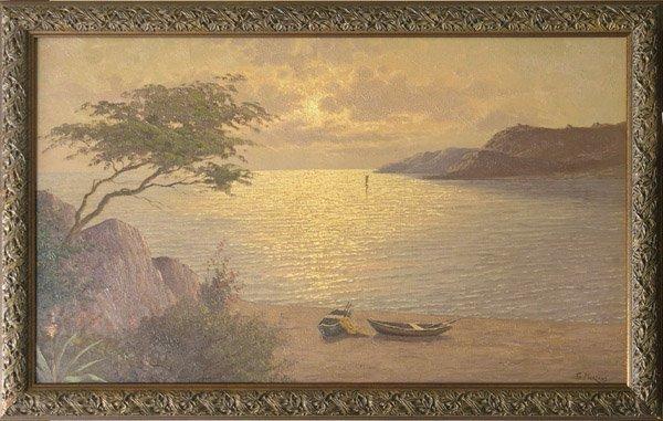 4377: Painting Mortens California Landscape