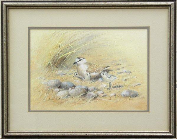 6000: painting Graeme Arnott animal