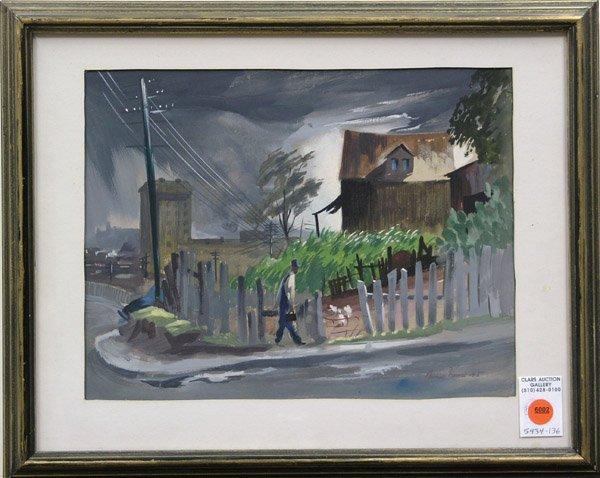 6002: painting James Vance Californian