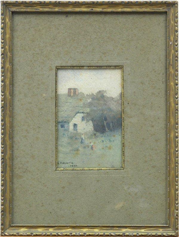 6003: painting Lillian Vesaria Californian