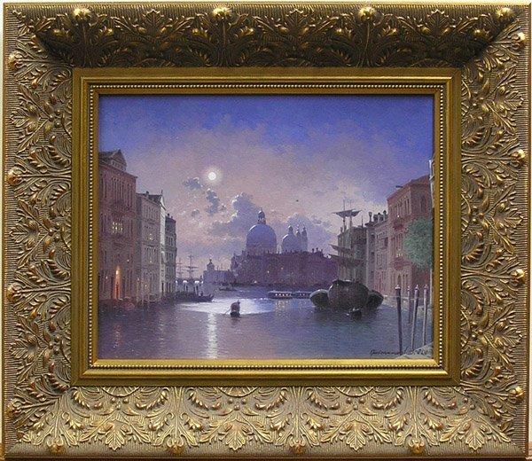 6005: painting Vasiliy Gribennikov Russian