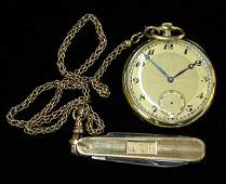 7030: Patek Philippe Pocket watch
