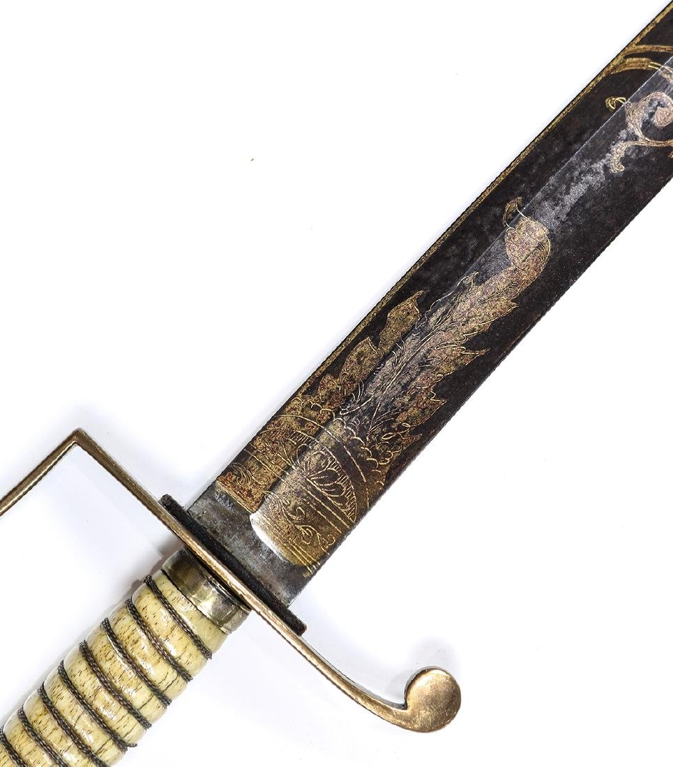 American Infantry Officer's Eagle-Head Sword - 4
