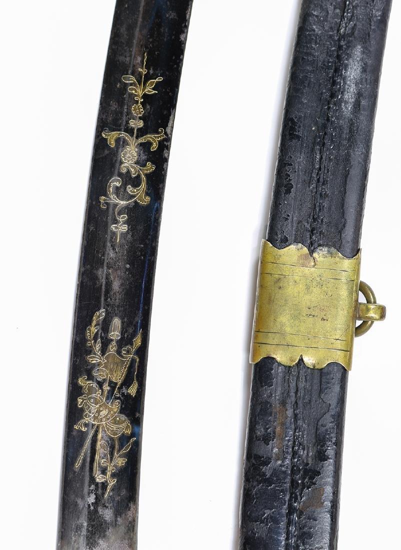 American Infantry Officer's Eagle-Head sword - 4