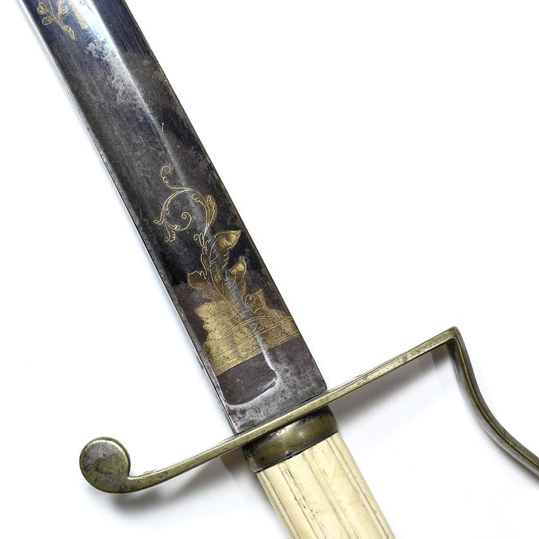 American Infantry Officer's Eagle-Head sword - 6